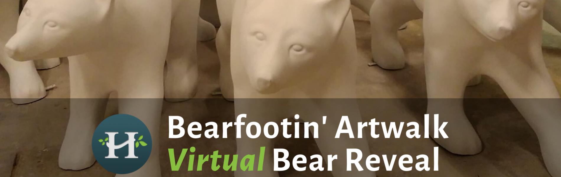 virtual bear reveal