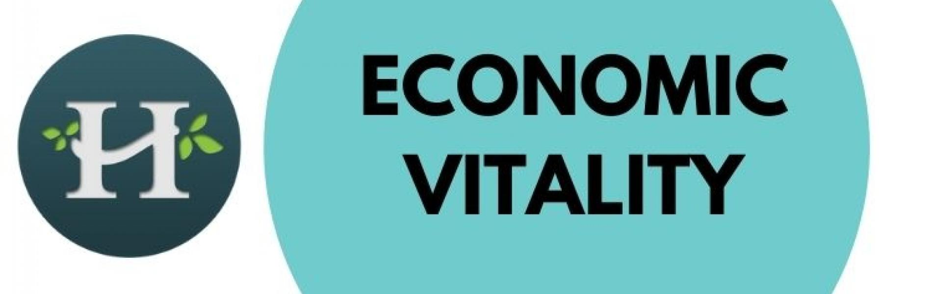 Economic Vitality meeting logo