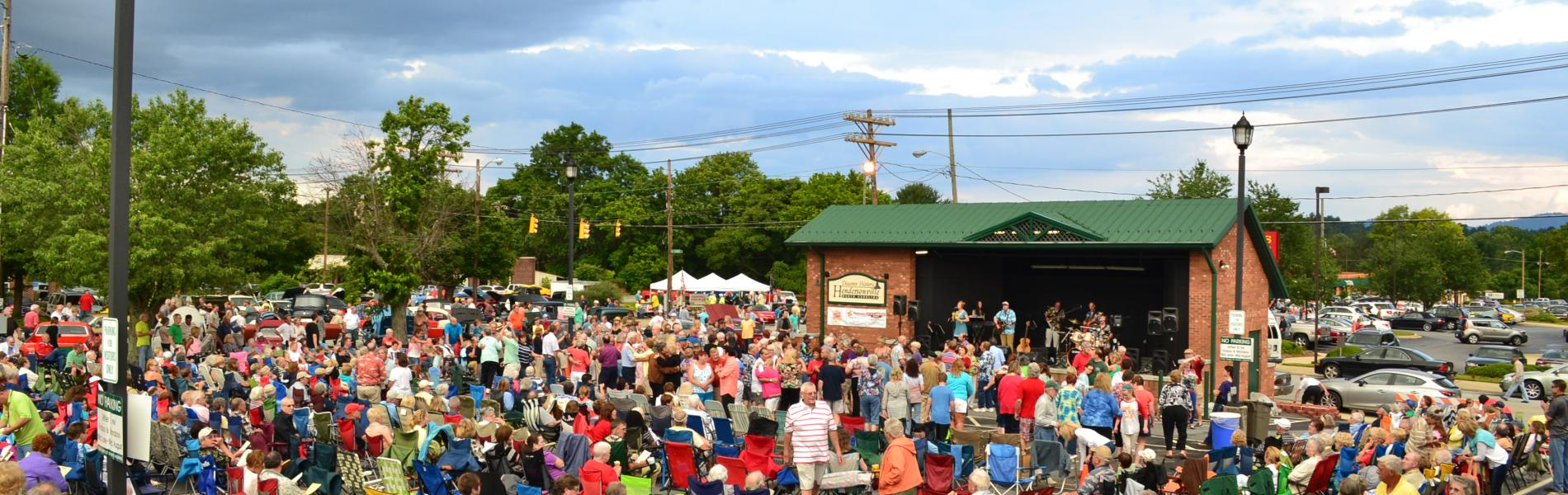 Music on Main Street, Live Music, Outdoor Concert