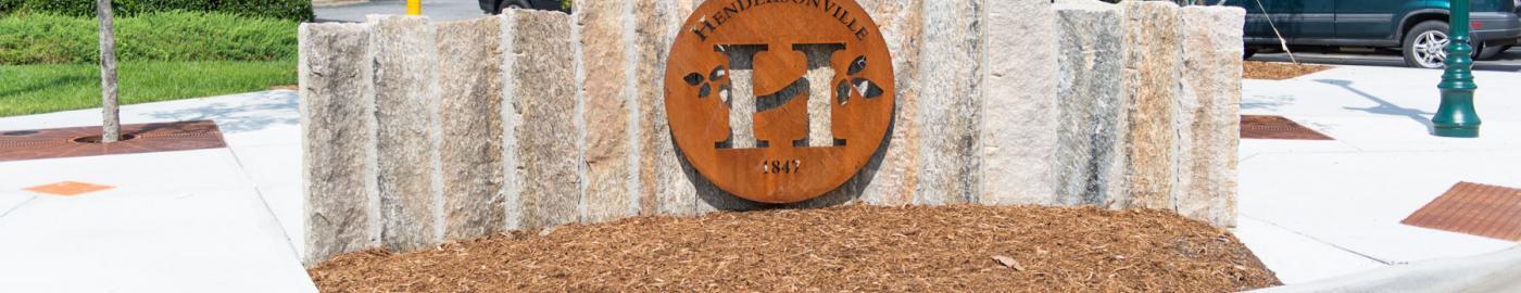 Hendersonville Sign
