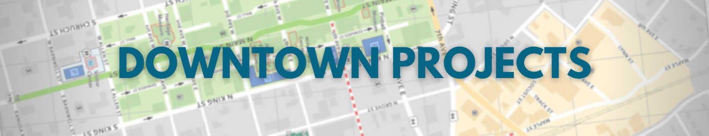 downtown projects website header image