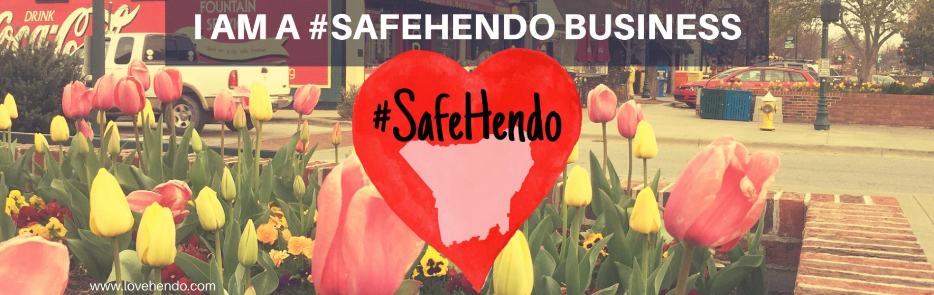SafeHendo Pledge