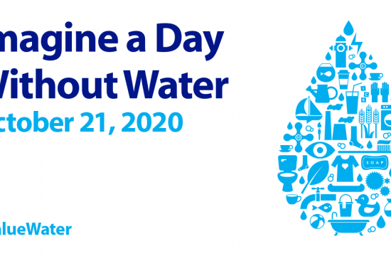 Imagine a Day Without Water - October 21, 2020
