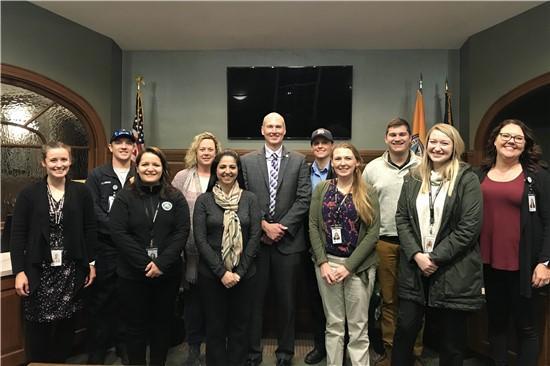 Ten Employees Graduate from City of Hendersonville Academy