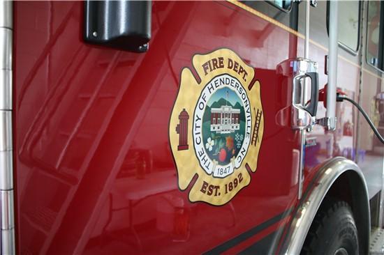 Hendersonville Fire Department Awarded SAFER Grant for Twelve Firefighters