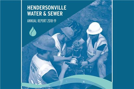 Water & Sewer Annual Report
