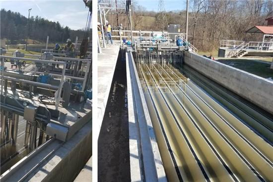 Wastewater Treatment Plant Upgrades