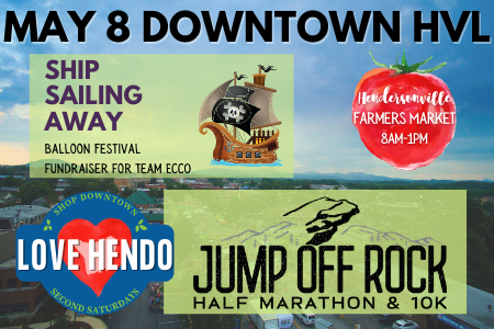 May 8 downtown events