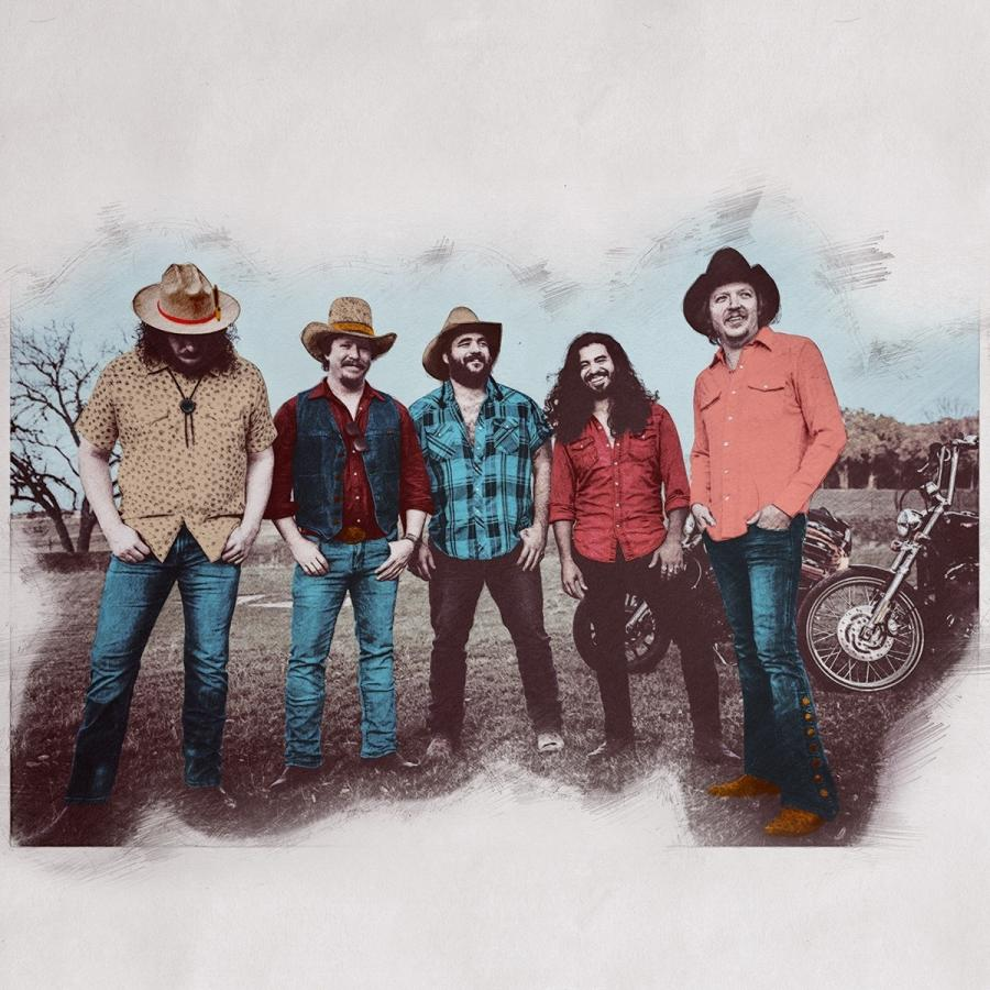 Mike and the Moonpies band