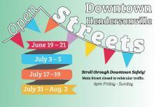 Open Streets Weekend