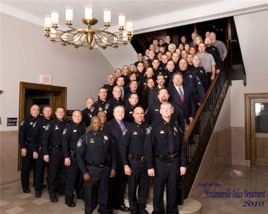 Police Employee Picture 2010