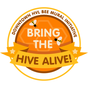 bring the hive alive logo